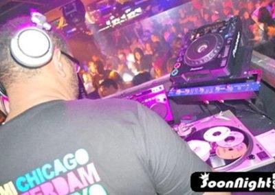 DJ Laurent IKOTORVA au LOFT CLUB