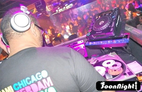 DJ Laurent IKOTORVA au LOFT CLUB