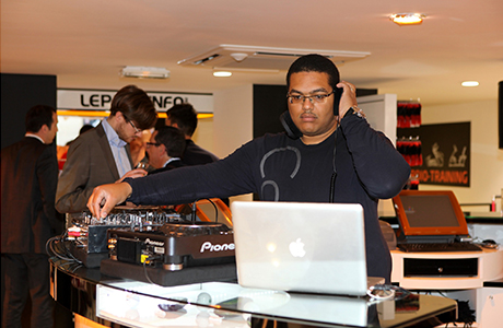 DJ Laurent IKOTORVA